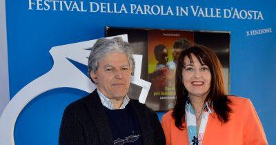 Paolo Bonino e Claudia Ghiraldello