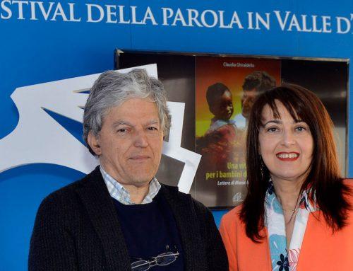 """""""Una vita per i bambini dell'Africa"""" presentato al Festival della Parola di Aosta"""