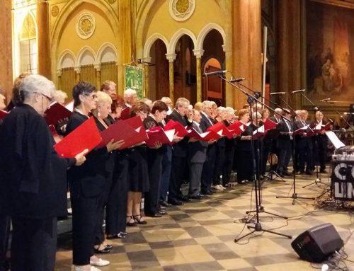 27 ottobre. La Corale Unitre in concerto per la Fondazione Maria Bonino