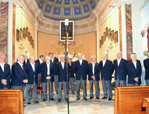 Sabato 23 novembre, nella Chiesa di Mongrando Curanuova, concerto del Coro Burcina e del Coro Giovanile Envie de Chanter per la Fondazione Maria Bonino
