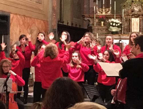 Una serata di note con il Coro Burcina e il Coro giovanile Envie de Chanter