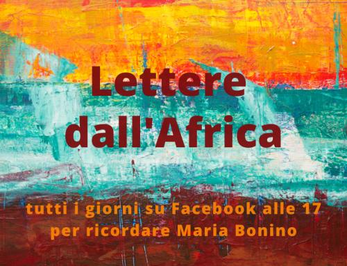 Dedichiamo a Giorgio Agostinelli, corista del Coro CAI UGET mancato due giorni fa, la lettera che Maria Bonino scrisse da Matema nel 1983