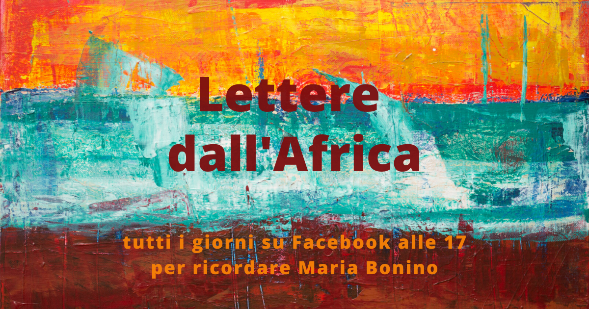 Lettere dall'Africa
