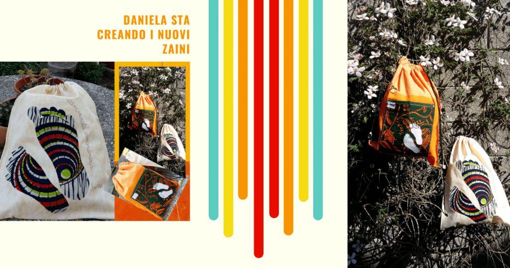 Zainetti Camminata Camandonina 2020