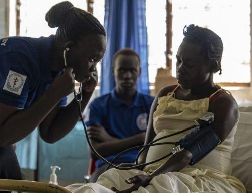 Il tuo 5X1000 diploma nuove ostetriche in Sud Sudan