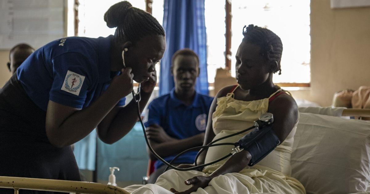 Scuola ostetriche Sud Sudan