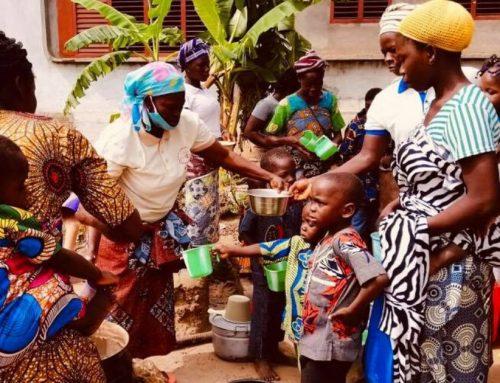 In Benin la nutrizionista torna nei villaggi. E' finito il lockdown