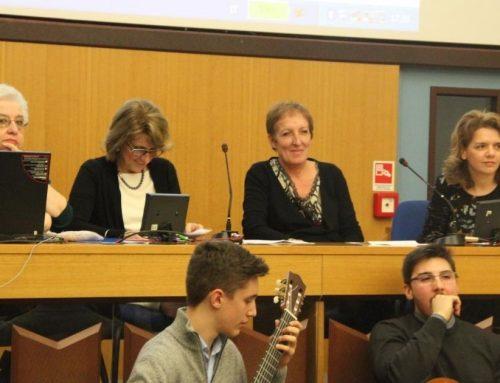 Il saluto della Fondazione Maria Bonino a Betta Banzato