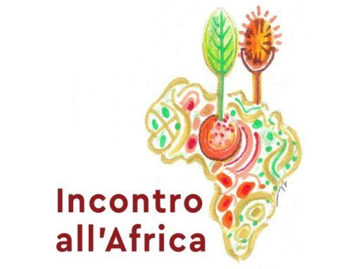 Il 1° Episodio del podcast Incontro all'Africa