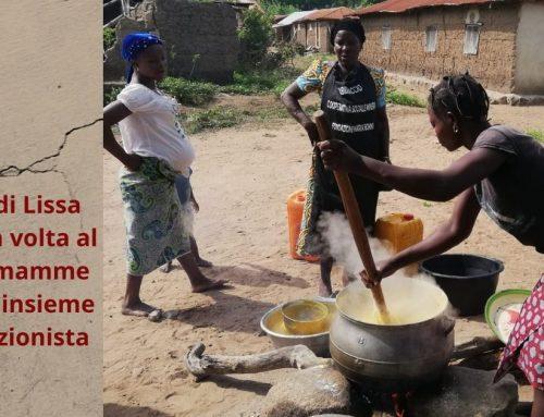 A Lissa e Bealavo, in Benin, la nutrizionista parla di igiene, salute e allattamento