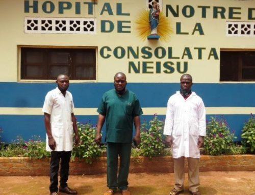Amico Ospedale Neisu. E' il progetto che sosteniamo in Congo