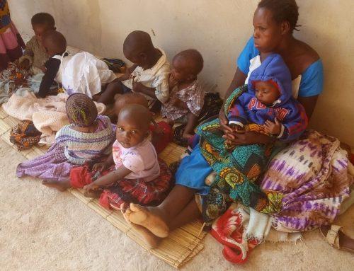 Al Centro Ngome sono arrivati i 2550 euro donati con la Camminata Camandonina
